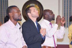 Early Morning Prayer meeting at Inner Court Sanctuary, MIZPAH