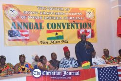 Council of Brong Ahafo Association of North Americans New York Convention Comminique
