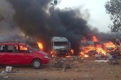 Boko Haram crisis: 'Bodies litter' Nigeria's Bama town