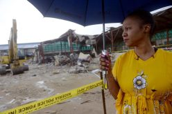 Survivor of Nigeria church collapse tells of days in darkness