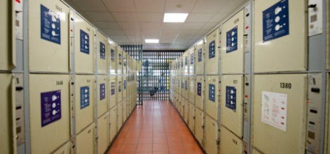 Police find two dead babies in station locker