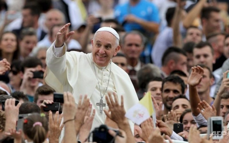 Pope Francis' First Visit to US to Include Discussion on Homosexuality, Infertility, Celibacy at World Meeting of Families