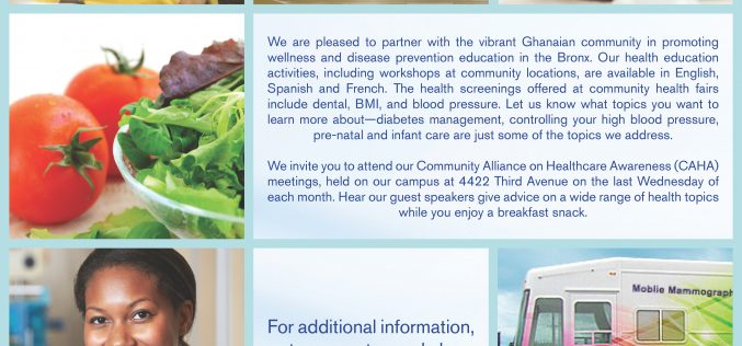 Health Education for Our Community