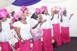 Berean Prayer Center Dedicate new Sanctuary