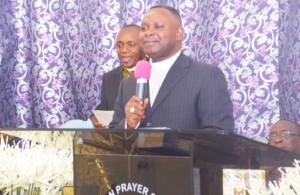 Rev Osei Karikari Resident Pastor