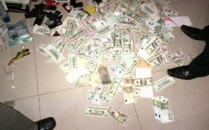 American arrested in Uganda over $2m 'currency fraud'