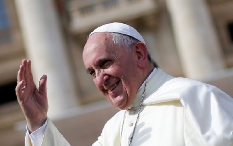 Pope Francis: Viewing migrants as threat to society is 'senseless'