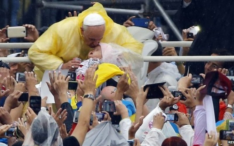 7 Million Attend Pope Francis Philippines Mass Marking Largest Ever in Papal History