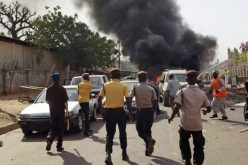 Nigeria elections: Blast hit Jonathan rally in Gombe
