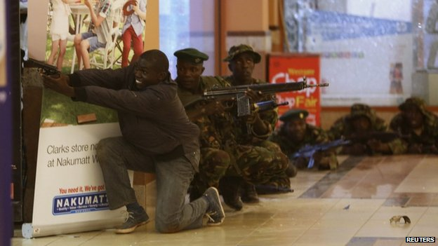 Garar is accused of planning the 2013 Westgate Mall attack in Nairobi that killed 67 people