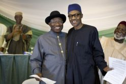 Jonathan, Buhari Pledge to Respect Election Outcome
