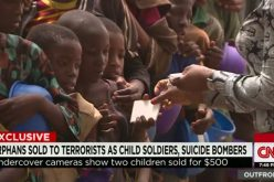 Children for sale heartbreakingly easy to find in ravaged Nigeria