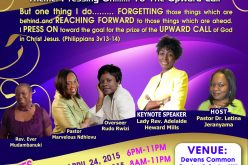 International Women of Faith Ministry 2nd Anniversary Conference