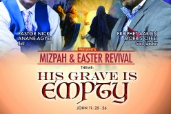 Mizpah & Easter Revival