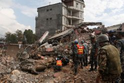 Aid Begins to Arrive in Nepal Following Deadly Earthquake