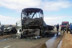Morocco bus crash: Children among 33 dead in collision