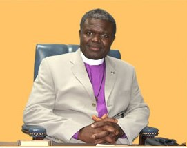 Rev. Yaw Nkansah of the Ebenezer Presbyterian Church