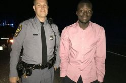 Virginia: Ghanaian mom's thank you to white cop who helped her son