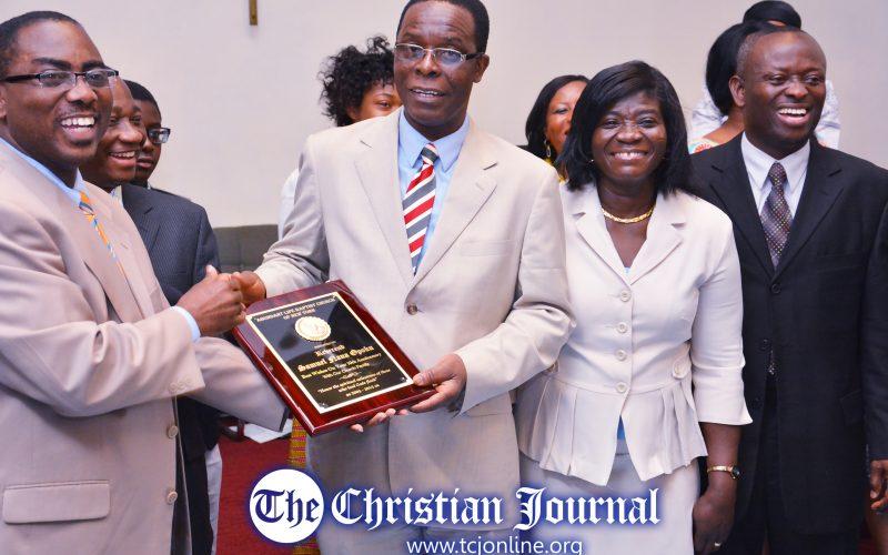 Rev. Samuel Nana Opoku celebrates 10 years of pastoral service in New York