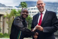 Tanzanian low-cost water filter wins innovation prize