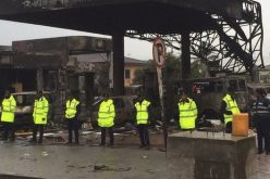 Ghana petrol station inferno kills 90