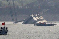 Yangtze ship disaster: 396 confirmed dead