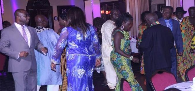 Asante kotoko Association of Washington DC  holds 33rd Anniversary with a Fundraising Dinner