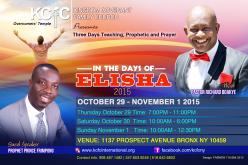 Day of Elisha