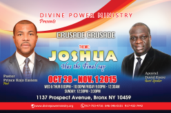 Divine Power Ministry Crusade