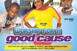 Worship for A Good Cause