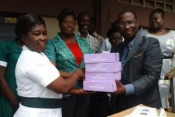 Kwakwaduam Association Of New York Donates To Akwapim And Prampram Health Districts