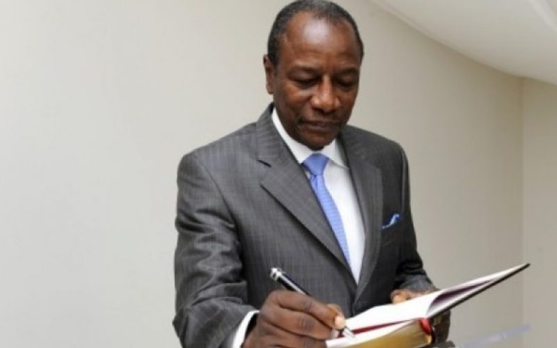 Guinea: President Alpha Conde Easily Wins Re-Election