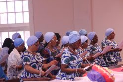 Ghana United Methodist Church in Woodbridge, Virginia Hold Annual Harvest