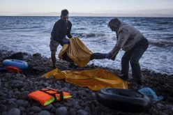 19 migrants drown trying to reach Greek island as attacks against refugees soar in Germany
