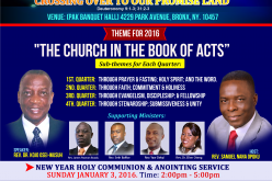 ABUNDANT LIFE BAPTIST CHURCH CROSS OVER SERVICE