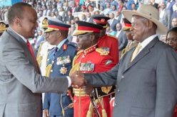 Kenyatta Criticised for Congratulating Ugandan President