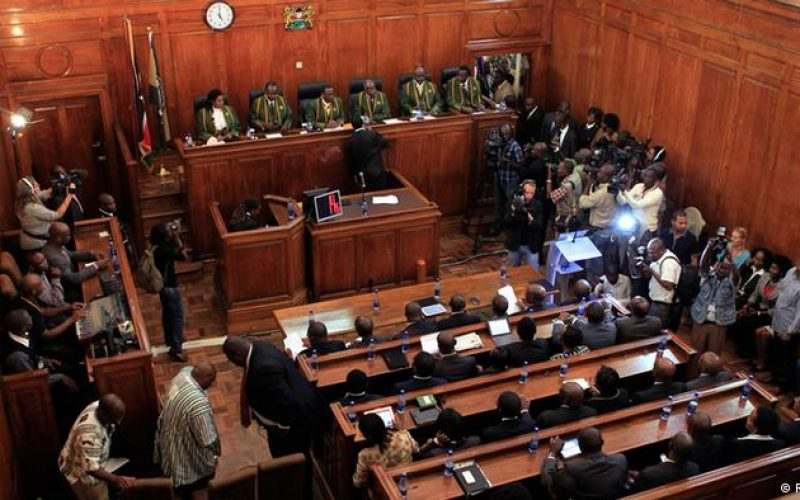 Kenya: Corruption scandal in Kenyan judiciary