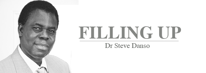 Dr Steve Danso