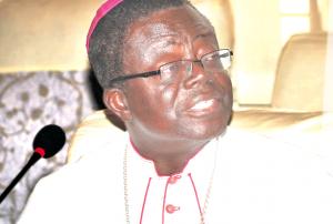 Most Rev Joseph Osei- Bonsu