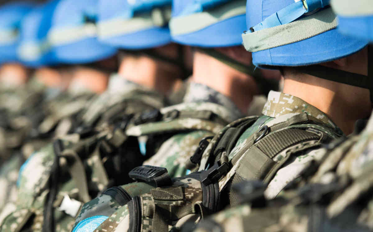 thesis on peacekeeping Our one-of-a-kind thesis, dissertation, or proposal on peacekeeping operations missions can include any of the unique features listed at right (click on a feature for details.