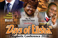 Days of Elisha @ Kingdom Praise Ministries