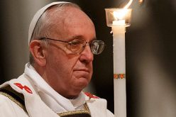 Pope delivers Easter message of hope after grim week of terror