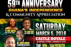 Ghana 59th Independence Dinner Dance