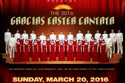 EASTER CANTATA AT ICGC NY