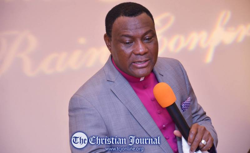 Apostle Sam Korankye-Ankrah, General overseer of the Royal House Chapel