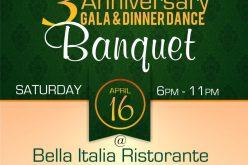 Tadmi 3rd Anniversary Gala & Dinner Dance
