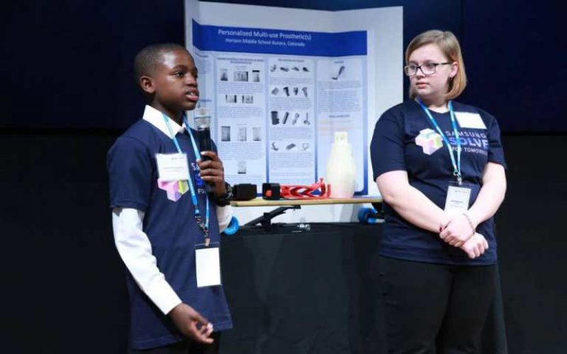 13-Year-old Ghanaian Future Scientist to Meet President Obama