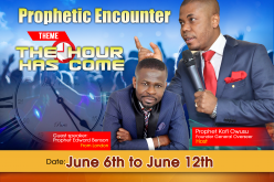 Prophetic Encounter at Holy Fire Dynamic Word International