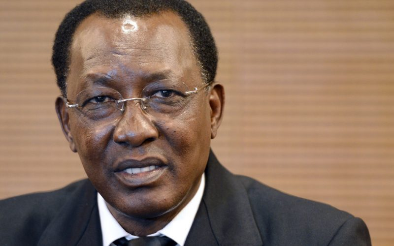 Chad: President Idriss Deby wins fifth term
