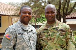 US Army medical Soldiers return to their roots in Ghana
